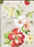 Rosemore Wallpaper 2605-21638 By Beacon House for Brewster Fine Decor